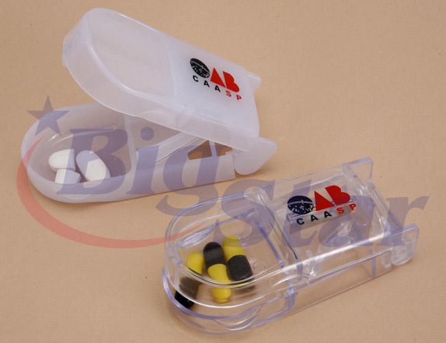 Cortador de comprimidos / Porta comprimidos BIG 2569