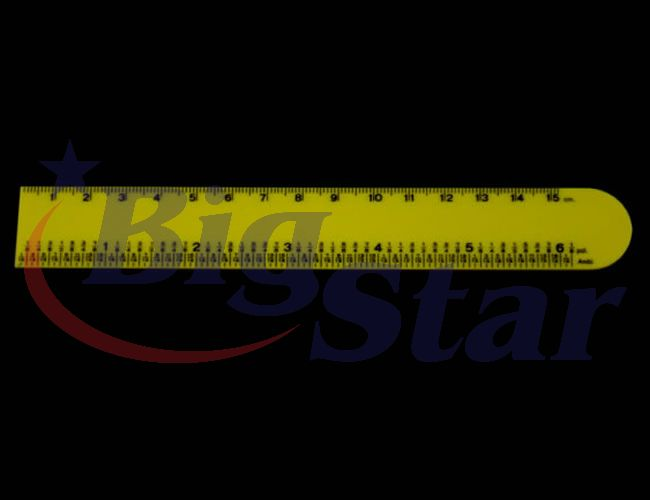 Régua ferragista 15cm BIG 227