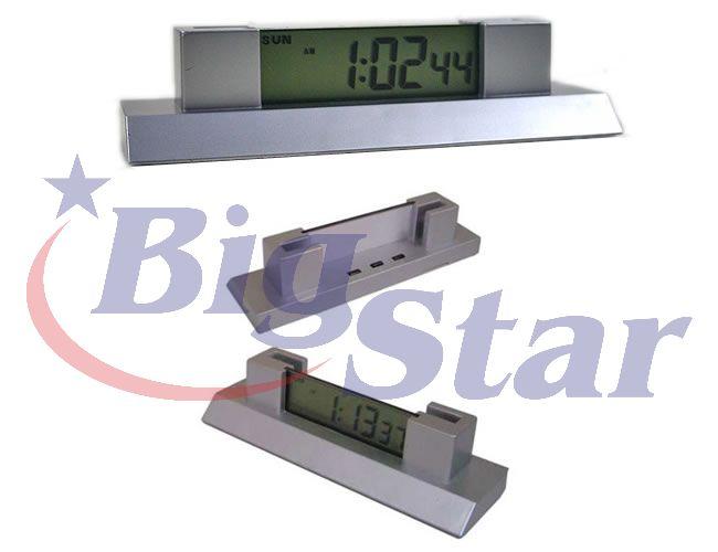Relógio de mesa com Porta Cartão BIG 1305