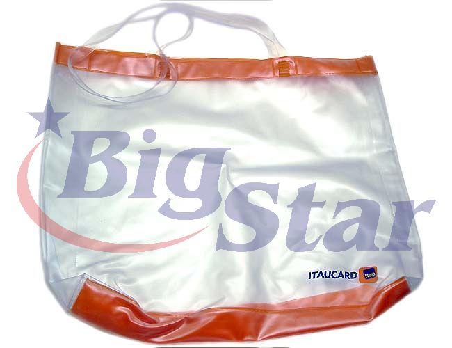 Sacola confeccionada em PVC BIG 1361