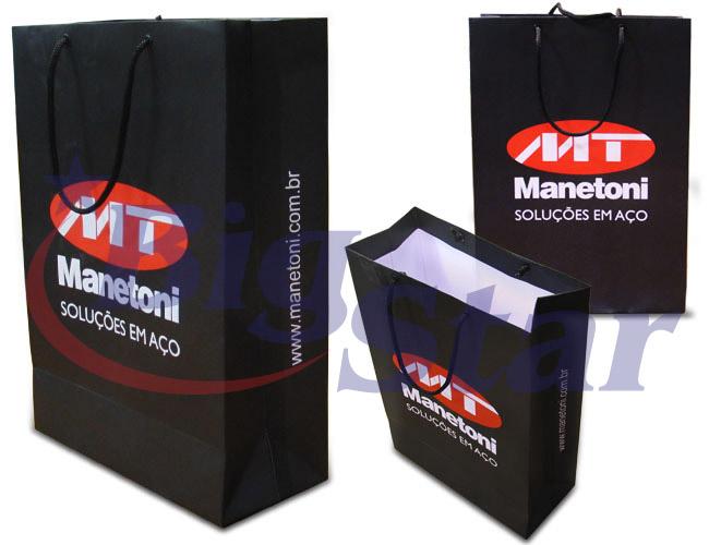 6efe63e90 Sacola de papel offset e Sacola de papel offset Personalizada | Sacolas e  Brindes
