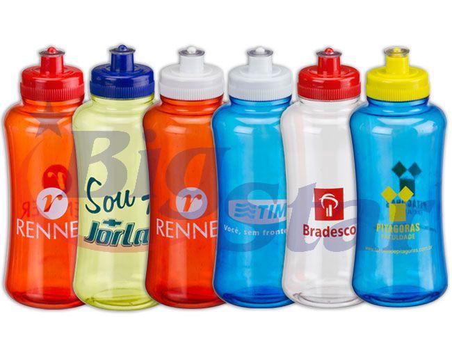 Imagem do produto: Squeeze Plastico Recicl�vel BIG 1699