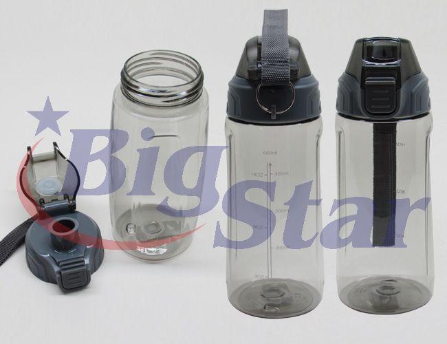 Squeeze plástico 600 ml BIG 2304 A