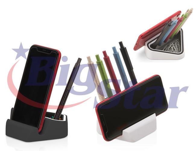 Suporte para celular com porta canetas BIG 2693