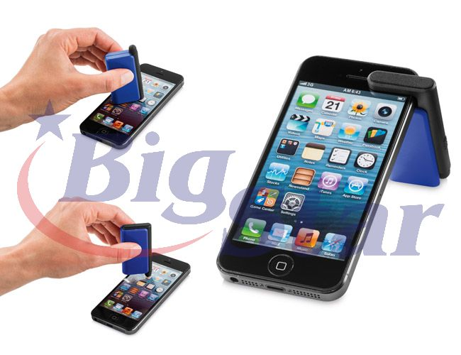 Suporte de celular com touch e limpador BIG 2191