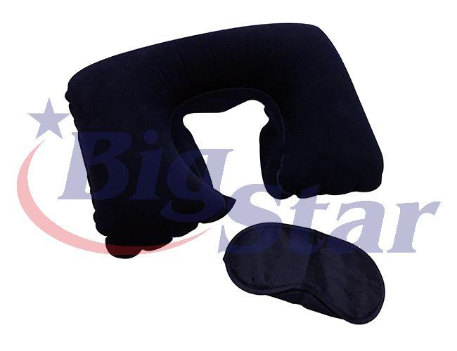 Travesseiro de pescoço com máscara BIG 1870 E